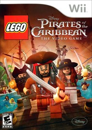 Rent LEGO Pirates of the Caribbean: The Video Game for Wii