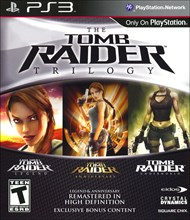 Rent Tomb Raider Trilogy for PS3