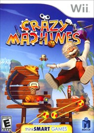 Rent thinkSMART Crazy Machines for Wii