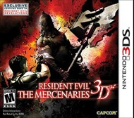 Rent Resident Evil: The Mercenaries 3D for 3DS