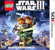 Rent LEGO Star Wars III: The Clone Wars for 3DS