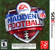 Rent Madden Football for 3DS