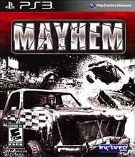 Rent Mayhem 3D for PS3