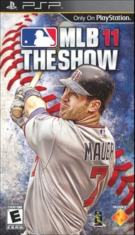 Rent MLB 11: The Show for PSP Games
