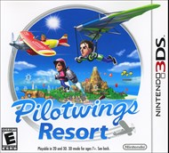 Rent Pilotwings Resort for 3DS