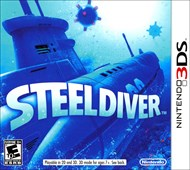 Rent Steel Diver for 3DS