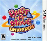 Rent Bust-A-Move Universe for 3DS