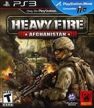 Rent Heavy Fire: Afghanistan for PS3