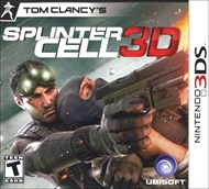 Rent Tom Clancy's Splinter Cell 3D for 3DS