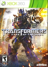 Rent Transformers: Dark of the Moon for Xbox 360