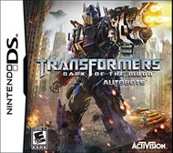 Rent Transformers: Dark of the Moon - Autobots for DS