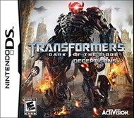 Rent Transformers: Dark of the Moon - Decepticons for DS