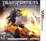 Rent Transformers: Dark of the Moon for 3DS