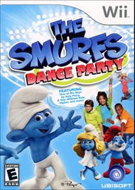 Rent Smurfs Dance Party for Wii