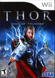 Rent Thor: God of Thunder for Wii