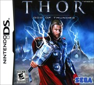 Rent Thor: God of Thunder for DS