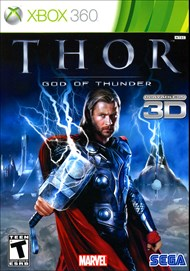 Rent Thor: God of Thunder for Xbox 360