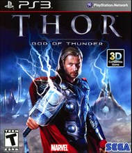 Rent Thor: God of Thunder for PS3