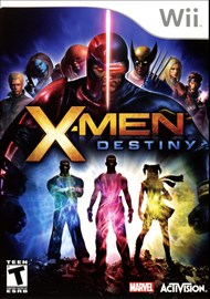 Rent X-Men: Destiny for Wii