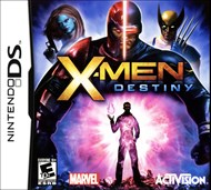 Rent X-Men: Destiny for DS