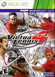 Rent Virtua Tennis 4 for Xbox 360