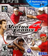 Rent Virtua Tennis 4 for PS3