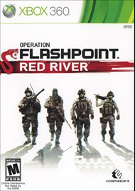 Buy Operation Flashpoint: Red River for Xbox 360