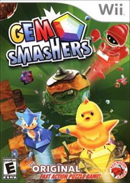 Rent Gem Smashers for Wii