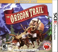 Rent Oregon Trail for 3DS