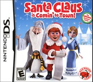 Rent Santa Claus is Comin' to Town for DS