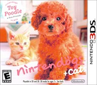 Rent Nintendogs + Cats: Toy Poodle & New Friends for 3DS