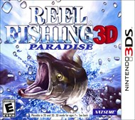 Rent Reel Fishing Paradise 3D for 3DS