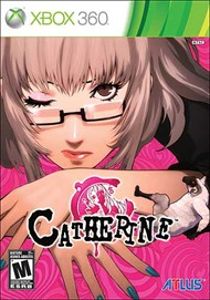 Rent Catherine for Xbox 360