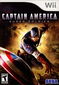 Buy Captain America: Super Soldier for Wii