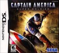 Rent Captain America: Super Soldier for DS
