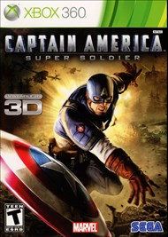 Rent Captain America: Super Soldier for Xbox 360