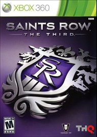 Buy Saints Row: The Third for Xbox 360