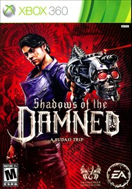 Rent Shadows of the Damned for Xbox 360