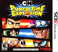 Buy Cartoon Network: Punch Time Explosion for 3DS