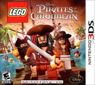 Rent LEGO Pirates of the Caribbean: The Video Game for 3DS