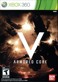 Rent Armored Core V for Xbox 360