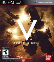 Rent Armored Core V for PS3