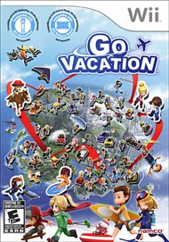 Rent Go Vacation for Wii
