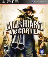 Rent Call of Juarez: The Cartel for PS3