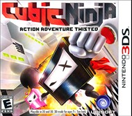 Rent Cubic Ninja for 3DS