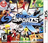 Rent Deca Sports Extreme for 3DS