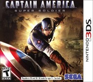 Rent Captain America: Super Soldier for 3DS