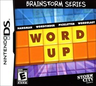 Rent Brainstorm Series: Word Up for DS