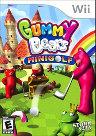 Rent Gummy Bears: Minigolf for Wii