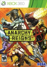 Buy Anarchy Reigns for Xbox 360